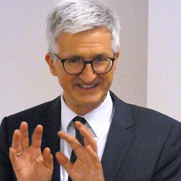 Prof. Dr. Markus Vogt, München (Foto: Riedel)