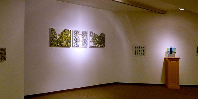 Ausstellungsraum (Foto: Riedel)