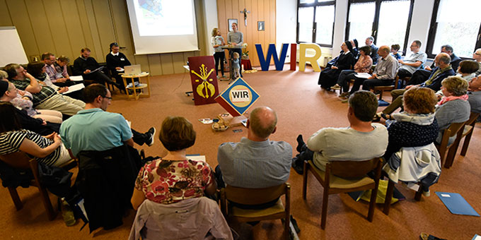 Die Jahreskonferenz der Schönstattfamilienbewegung tagte im Haus der Familie, Vallendar (Foto: Kröper)