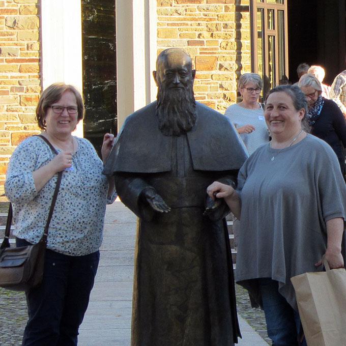"""""""Diese Tage haben uns Pater Kentenich näher gebracht"""" (Foto: SAL)"""
