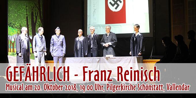 Szene aus dem Musical von der Uraufführung in Bad Kissingen (Foto: POW, Hauck)
