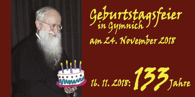 Pater Josef Kentenich (Foto: Neuenhofer)
