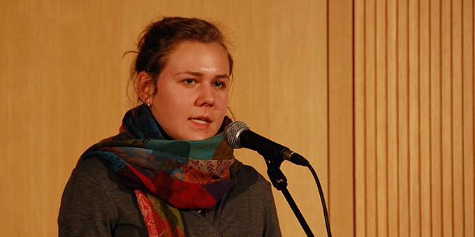 Marike Imwalle, Schönstatt-Pilgerzentrale, Vallendar (Foto: Brehm)