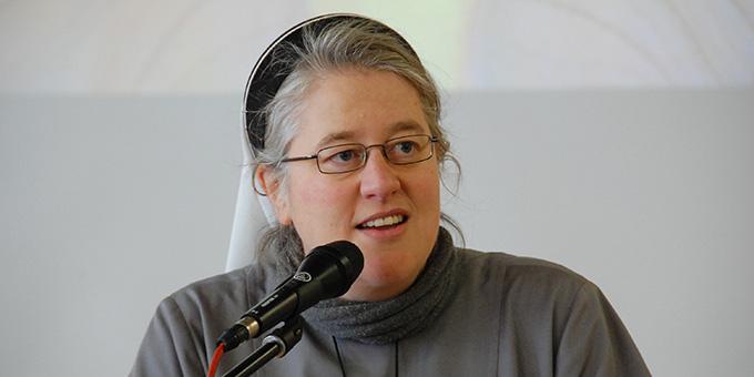 Sr. PD Dr. Nicole Grochowina (Foto: Brehm)