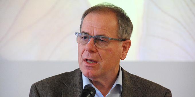 Gerhard Pross (Foto: Brehm)