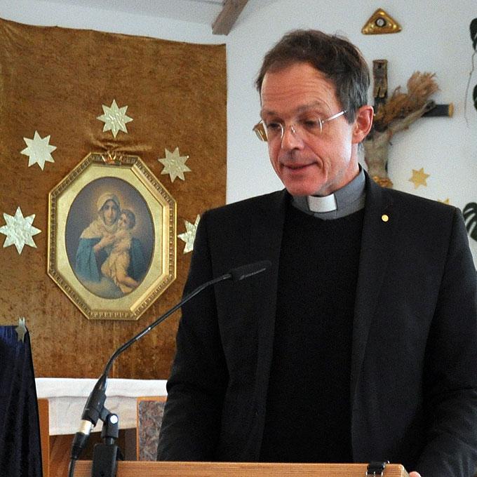 Referent - Pfr. Jörg Simon (Foto: Bradler)