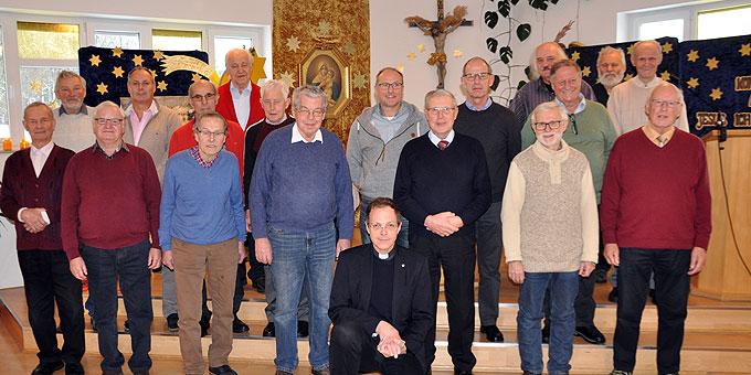 Besinnungstage für Männer im Schönstattzentrum Aulendorf (Foto: Bradler)
