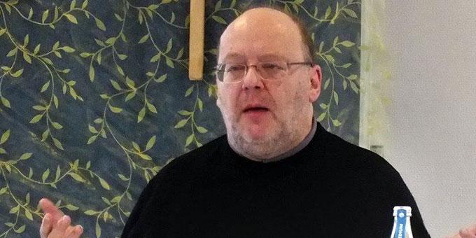 Geistlicher Begleiter: Pfarrer Michael Dafferner (Foto: M. Schemel)