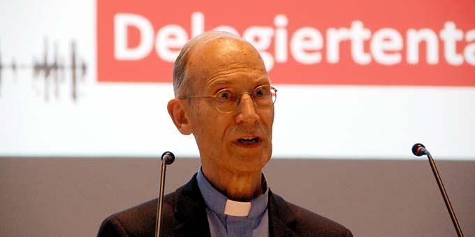 Pater Dr. Hans-Werner Unkel (Foto: Brehm)