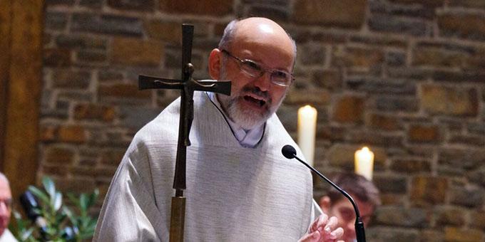 Pater Heinrich Walter, Internationale Koordination der Schönstatt-Bewegung (Foto: Neiser)
