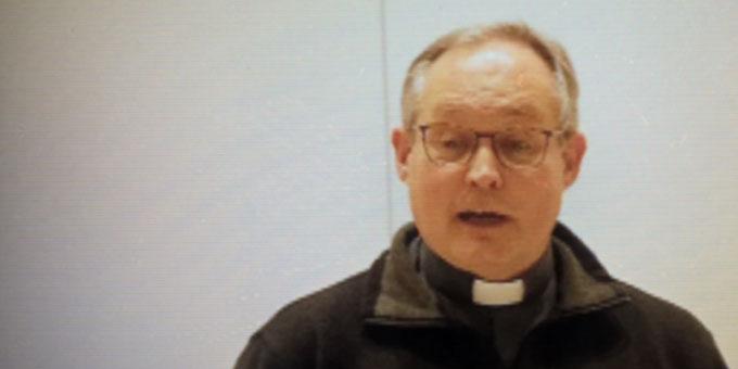 Pfarrer Klaus Rennemann, Ergenzingen (Foto: Brehm)
