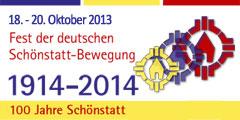Fest der deutschen Schönstatt-Bewegung 18.-20.10.2013