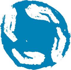 Symbol des Bündniskulturzeltes Gesellschaft (Grafik: schoenstatt2014.org)