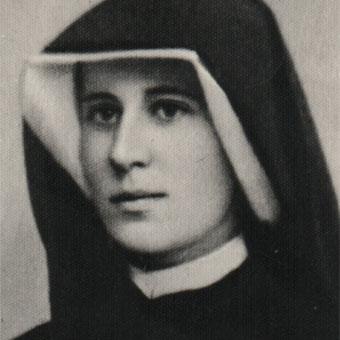 Hl. Schwester Faustyna (Foto: krakow2016.com)