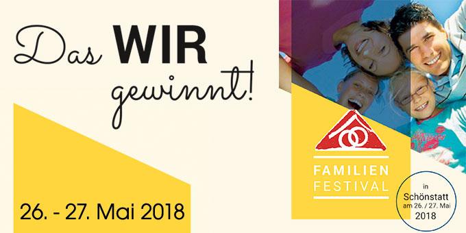 Familienfestival in Schönstatt/Vallendar 2018 (Grafik: Jehle)