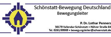 Schönstatt-Bewegung Deutschland - Bewegungsleiter