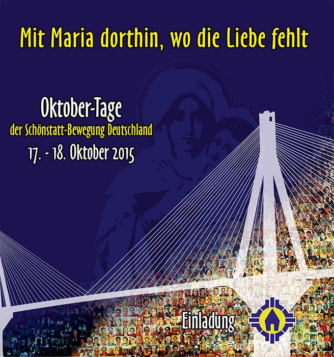 Oktobertage in Schönstatt