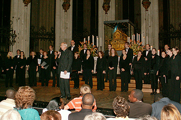 Vokalensemble der Köolner Dommusik