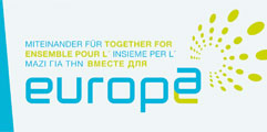"12. Mai 2012: Internationales ""Miteinander für Europa"" quer durch Europa (www.together4europe.org)"