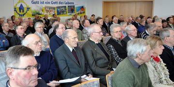 130 Männer und Väter im Schönstattzentrum Aulendorf(Foto: Bradler)