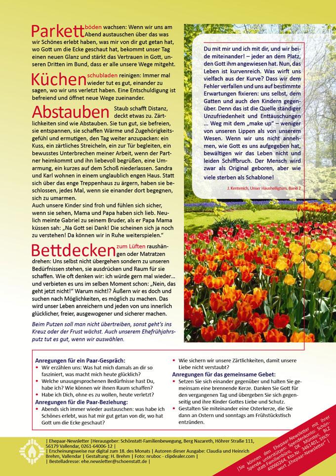 "Ehepaar-Newsletter ""Wir zwei - Immer wieder neu"" (Foto: © ARochau - Fotolia.com)"