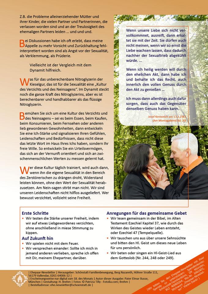 """Dynamit für die Ehe - Ehepaar-Newsletter """"Wir zwei - Immer wieder neu"""" (Fotos: Patrizia Tilly - fotolia.com; Brehm)"""