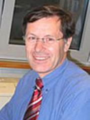Dr. Helmut Müller (Foto: Uni Koblenz)