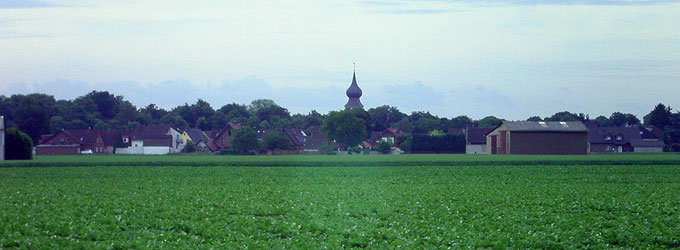 Auf dem Weg zum Marienfeld (Foto: Hahn)