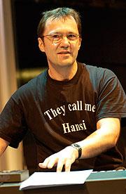 Hans Werner Scharnowski  (Foto: hans-werner-scharnowski.de)