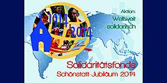 Solidaritätsfonds Jubiläum 2014 (Foto: Projekt Pilgerheiligtum)