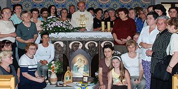 Freunde der Pilgernden Gottesmutter in Kroatien (Foto: Projekt Pilgerheiligtum)