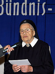 Schwester M. Romelia (Foto: Kröper)