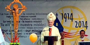 Erzbischof Robert Zollitsch, Vorsitzender der Deutschen Bischofskonferenz  (Foto: Bühler)