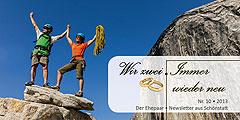 """Der neue Ehepaar-Newsletter """"Wir zwei - Immer wieder neu"""" ist erschienen  (Fotos: © Dan Race - Fotolia.com)"""