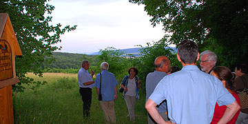 Vorbild: der Eheweg beim Schönstatt-Heiligtum in Obudavar, Ungarn (Foto: Familienbund)
