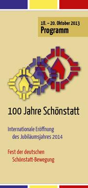 Cover des Fest-Programmes (Grafik: Brehm)