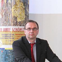 Prof. Dr. Joachim Söder, Professor für Philosophie an der Kath. Hochschule Aachen (Foto: Grabowska)