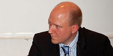 Moderation, Dr. Bernhard Maas, Freiburgh (Foto: Brehm)