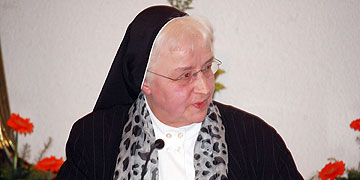 Schwester Basina Kloos, Waldbreitbach (Foto: Brehm)