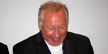 Moderation: Generalrektor Dr. Peter Wolf, Schönstatt (Foto: Brehm)