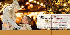 """Ausgabe 12 des Ehepaar-Newsletters """"Wir zwei - Immer wieder neu"""" (Foto: © drubig-photo - Fotolia.com)"""