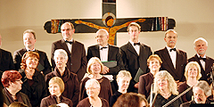 Bach-Chor Koblenz singt Matthäus-Passion in der Pilgerkirche (Foto: Brehm)
