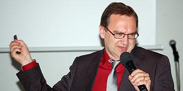 Prof. Dr. phil. Joachim R. Söder, KatHO NRW Katholische Hochschule Nordrhein-Westfalen, Aachen (Foto: Brehm)