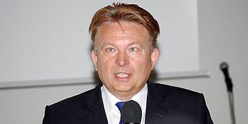 Prof. Dr.-Ing. Lothar Ruf, RKS Ingenieurgesellschaft, Lohr a. Main (Foto: Brehm)