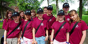 Teilnehmerinnen aus dem Bistum Dresden/Meisen (Foto: Brehm)