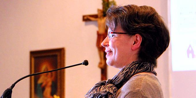 Schwester M. Veronika Riechel (Foto: C.Mann)