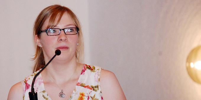 Miriam Stetter (Foto: C.Mann)