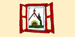 Fenster zum Urheiligtum (Grafik: SICT)