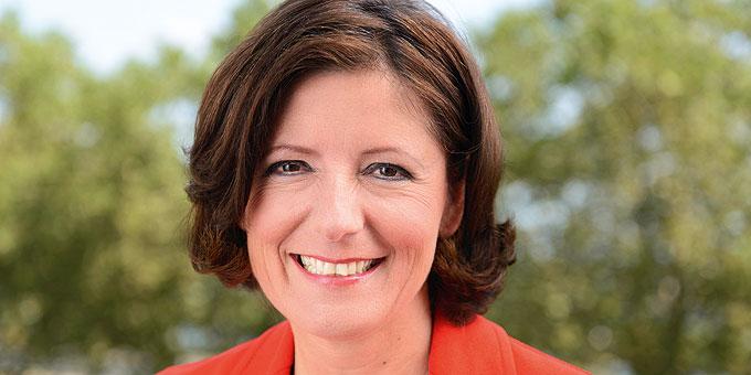 Ministerpräsidentin von Rheinland-Pfalz, Malu Dreyer (Foto: Bildergalerie rlp, Elisa Biscotti / © Staatskanzlei)