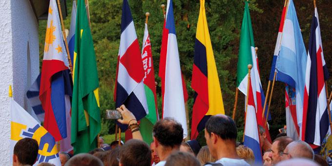 Schönstätter aus über 50 Ländern werden zum Jubiläum an den Rhein kommen (Foto: Brehm)